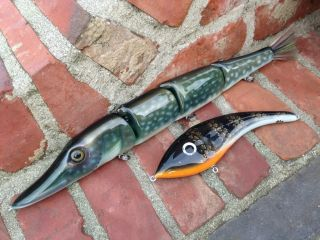 Pike Swimbait & Jerkbait