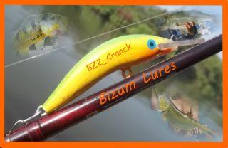 Bz2 cranck lures