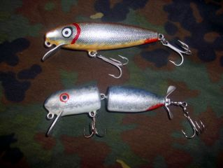 Small Hawg Wobbler and Others