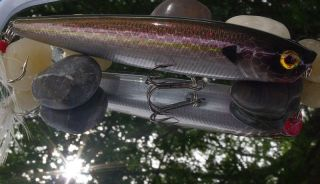 Red Sparkle Shad