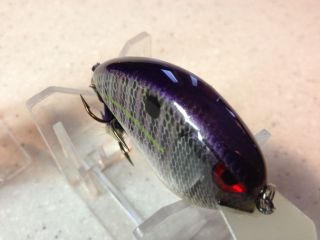 Just a shad pattern