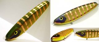 Jerkbait for pikes and muskies