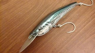 TIMBER LURE
