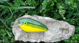 """The Slip Crank """"gen 3"""".... Lemon lime"""