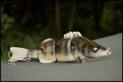 Walleye swimbait