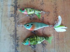three bluegill baits2