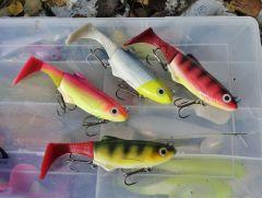 paddle tail hybrid baits