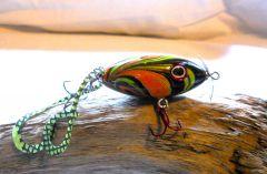 Frog Face UV prop