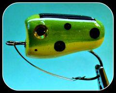 The Stinger....Solar Powered vibrating lure