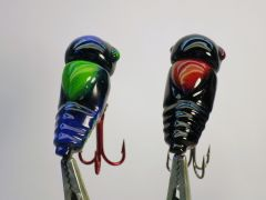 Battery Powered Vibrating Cicada lures
