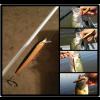 Jerk bait fishin!