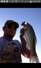 craw bait bass