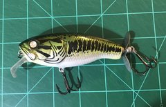 Bass Tiger Buzzjet