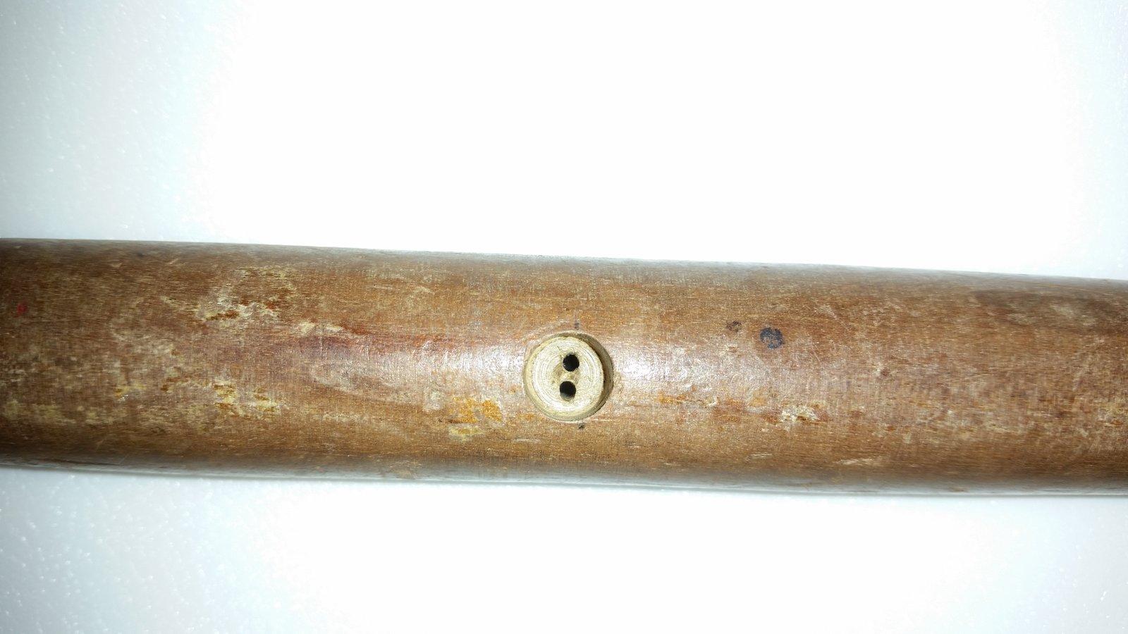 Custom Pull Pin From Repurposed Material 3 of 4