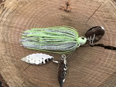 1/2 Oz Chatterbait/Dual Underspin