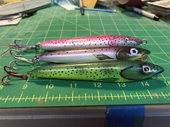 Striper Surface Lures