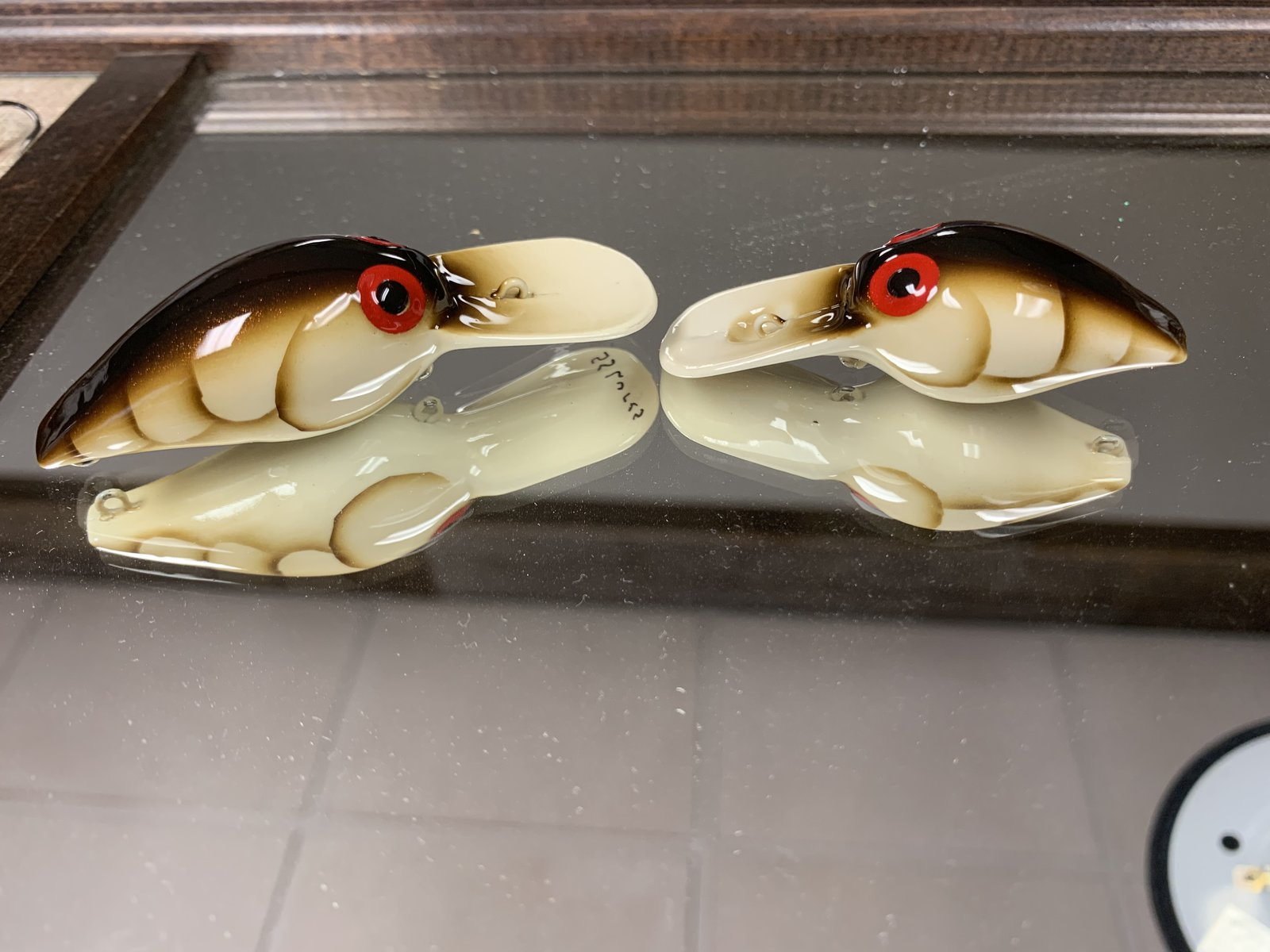 Wiggle wart and wee wart custom painted