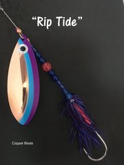 "Lip Ripper Lures, ""Rip Tide"""