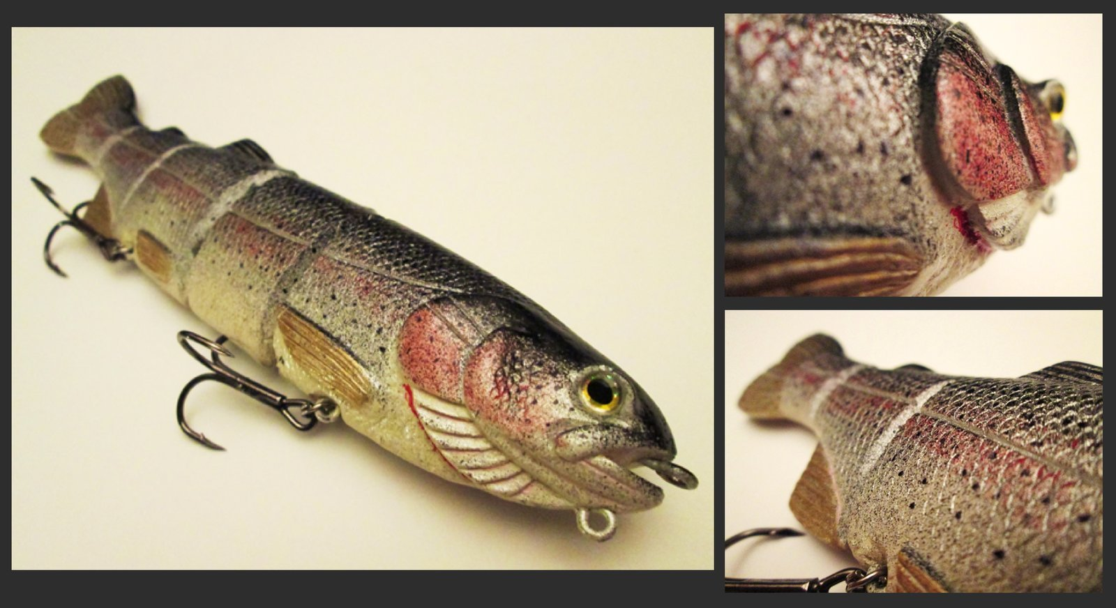 2nd place - Keeper Trout - By danthefisherman