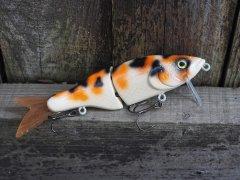 Mauler Bass in koi pattern