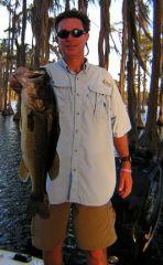 New frog bait fish....