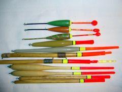 Homemade European style fishing essentials