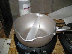 divided pot