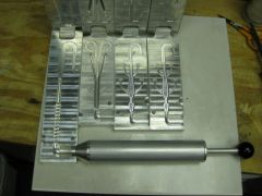 Injector and molds