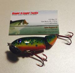 Brook Trout Jitter-Bug