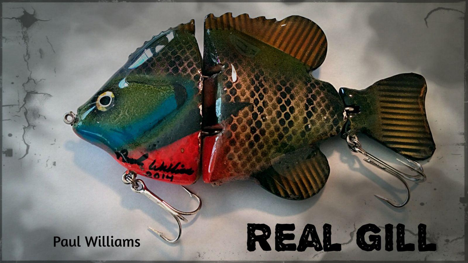 Paul Williams Real Gill