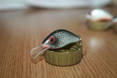 mini lure 3cm 3g sinking