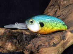 Multi Colored Crankbait (yet to be named)
