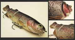 Keeper Trout