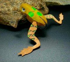 Weedless Frog