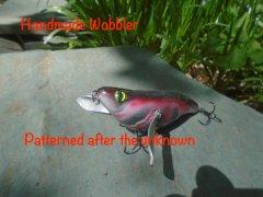 My first Wobbler